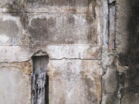 plaster board: Grunge wall of the old house. Textured background