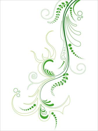 Flower Ornamet Vector