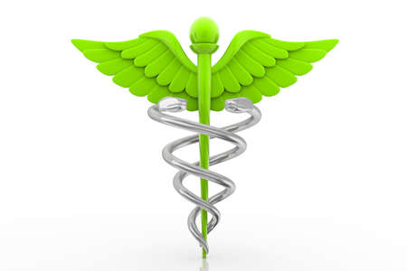 Symbol of medicine Stock Photo - 10240196
