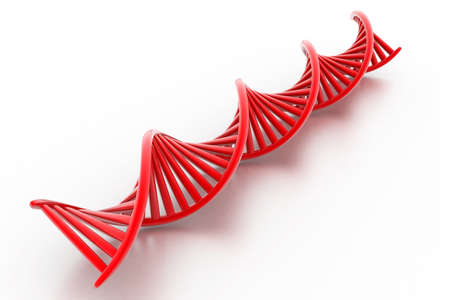 Dna stands Stock Photo - 10629050