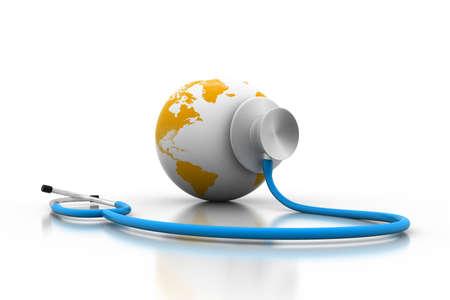 Global health care photo