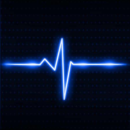 electrocardiogram: Elettrocardiogramma Archivio Fotografico