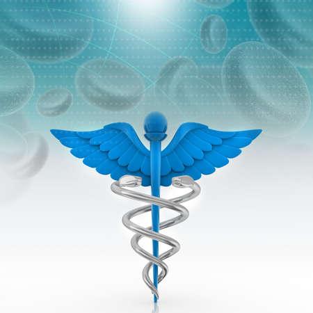 pharmacy snake symbol: Symbol of medicine