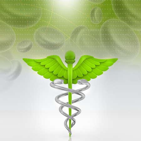 Symbol of medicine Stock Photo - 10925177