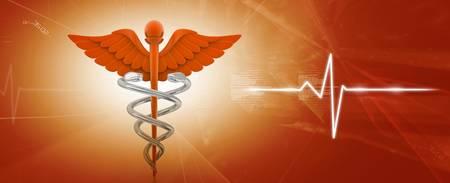 의학의 상징