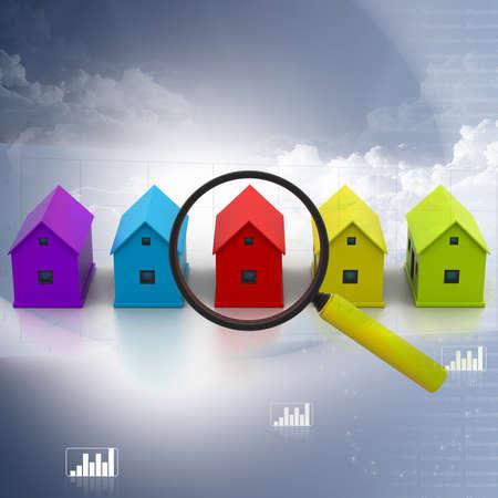 housing search: Search a home