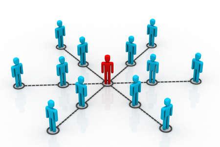 organisation: Business network