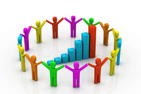 organised group: Business success