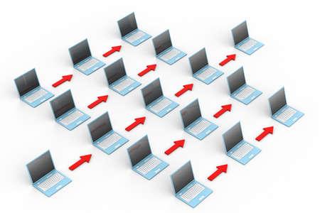network server: Computer network