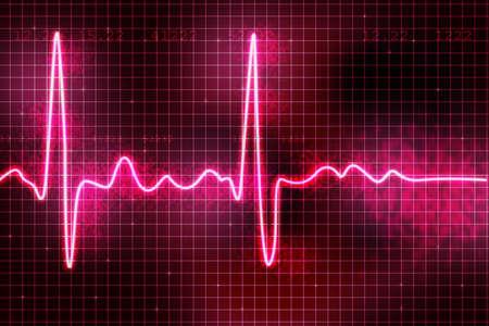 heart beats  photo
