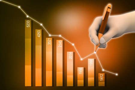 Market analyze photo