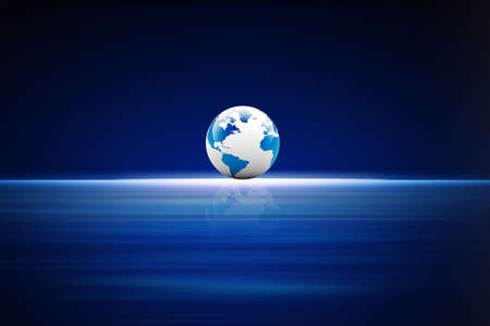 Network security: digital earth