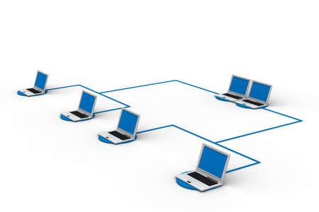 global Computer Network Stock Photo - 14912239