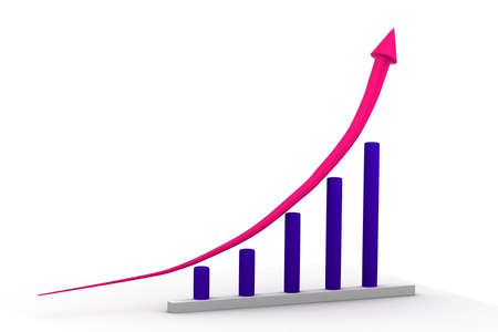 increase diagram: Increase diagram illustration