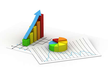 performance improvement: Business graph  and Pie chart