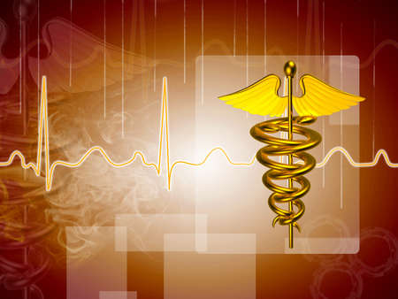 sceptre: Medical logo