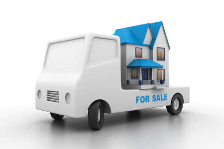 sales floor: House for sale
