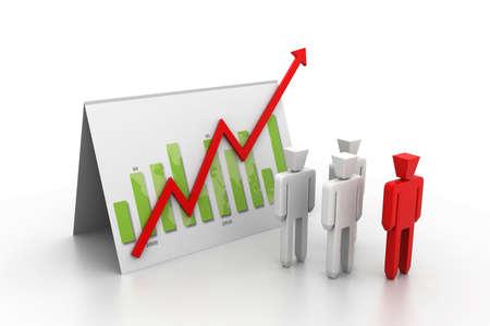 winning stock: Business success
