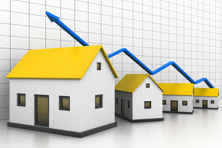 white interest rate: Increasing Home sale