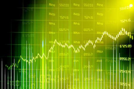 income market: stock market chart