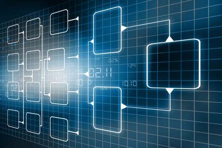 jerarquia: Empresas de la red