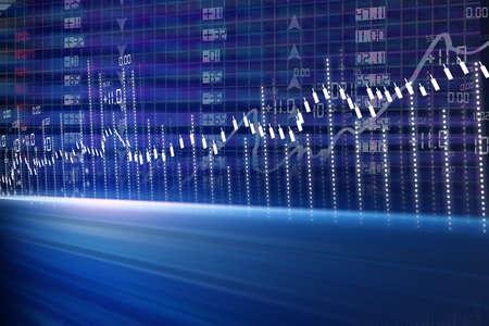 stock brokers: Bolsa de gr�fico