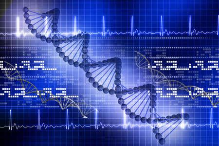 DNA Stock Photo - 15403364