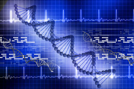 DNA Stock Photo - 15403364