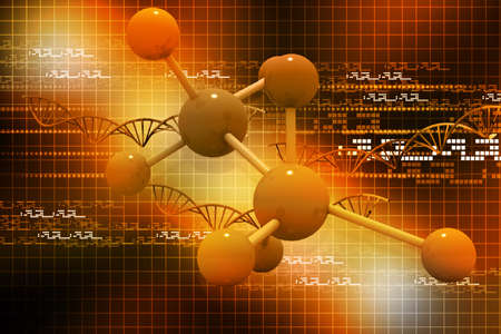 medical research: molecular and dna