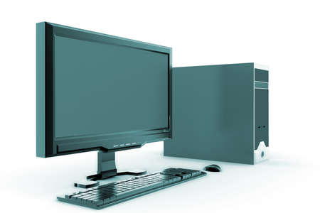 computer case: Computer