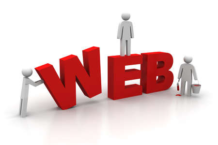 web address: web site making