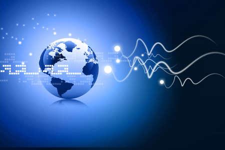 fiber optics: Earth   fiber optics