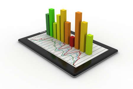 statistique: Comprim�s avec un diagramme