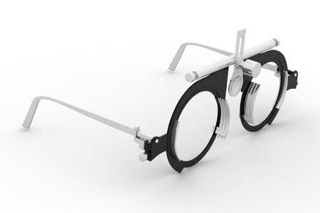 eyesight: Eyesight Testing Spectacles