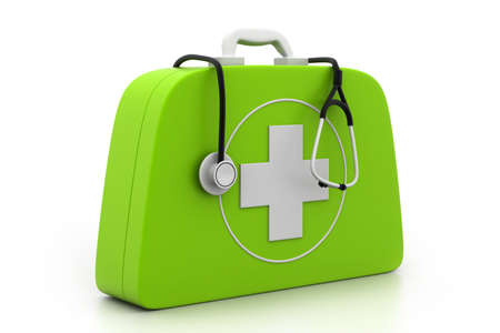 first help: First aid kit