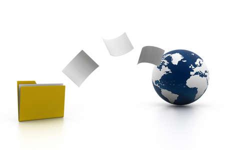 transfering: Data transfering
