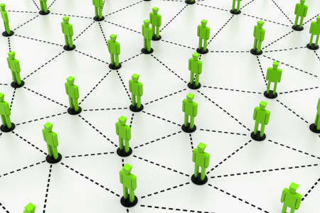 social gathering: Business network