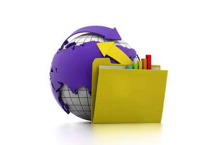 Online exchange Stock Photo - 16981915