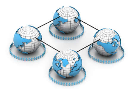 global communications: World partnership