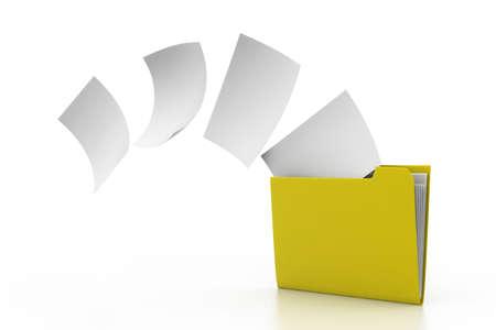 folder Stock Photo - 16981786