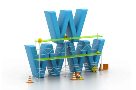 website traffic: www under construction