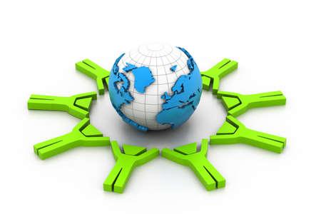 e recruitment: Global business network