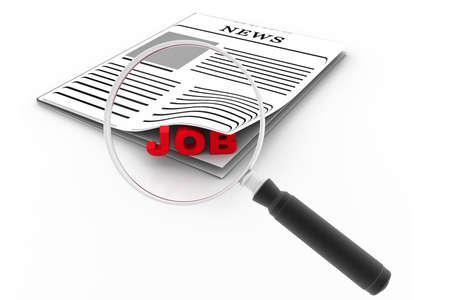 find a job: Job search