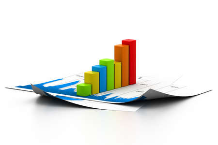 Business diagram Stock Photo - 17034187
