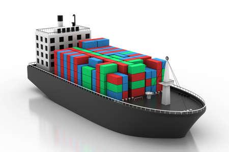 containerschip: Containerschip