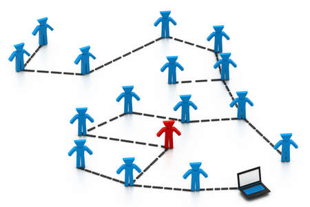 structured: concepto de red estructurada