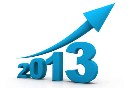 growth of year 2013 photo