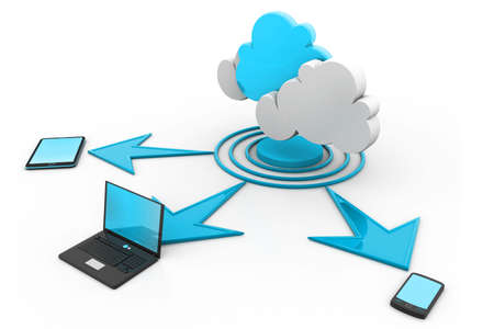remote server: Cloud computing devices