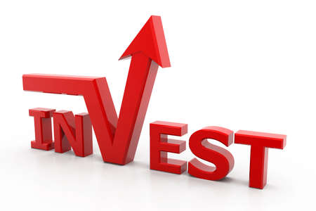 Invest with success Stock Photo - 17033705