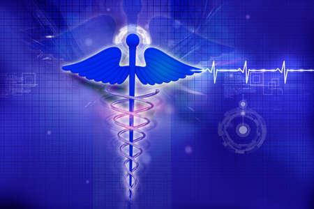 digital illustration of medical symbol Stock Illustration - 17048578